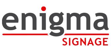 Enigma Signage